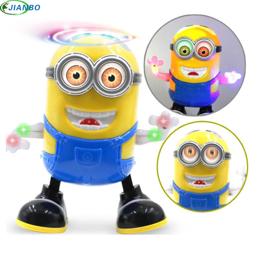 Plastic Piggy Bank Minion Lovely Cartoon Figures Safe For Money Box Home Saving Cent Penny Children Toy Baby Security Secret Box