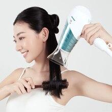 Pinjing(soocas) שיער חשמלי מייבש שיער מהיר ייבוש מפוח 1800W מהיר ייבוש 6 מהירויות מתקפל הגנת טמפרטורת 220V