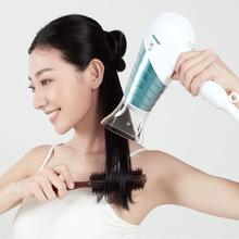 Pinjing(soocas) secador de pelo eléctrico, soplador de secado rápido, 1800W, secado rápido, 6 velocidades, protección de temperatura plegable, 220V