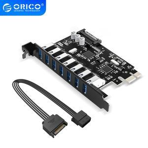 ORICO PVU3-7U USB3.0 PCI Expre
