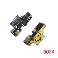 USB Charging Dock Port Flex Kabel Für Alcatel 1S 2019 5024 5024D 5024Y 5024K USB Ladegerät Dock Connector board Flex