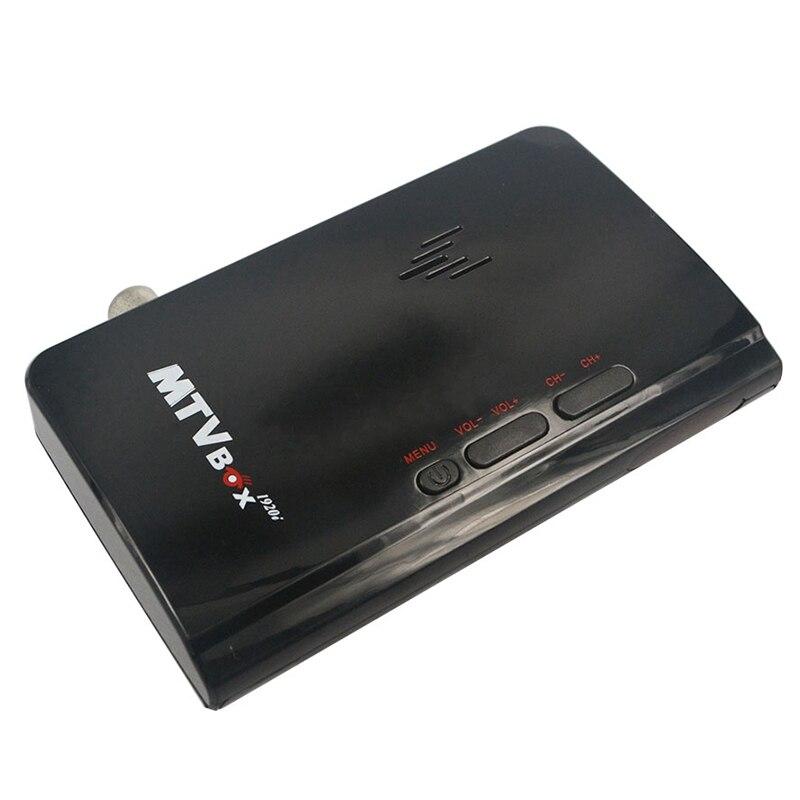 1080P Hd Tv Box Tv Box Externe Digital Set Top Box Lcd Analog Crt Vga Tv Tuner Pc Box empfänger Lautsprecher Mit Fernbedienung-Eu P