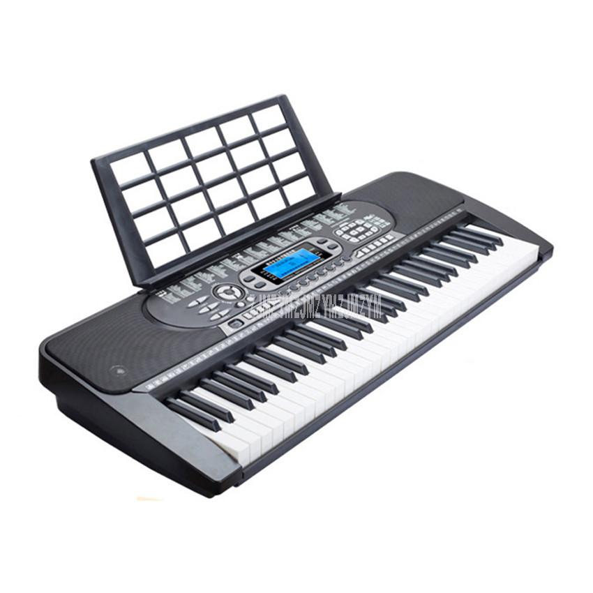 61 Key Multifunctional Digital Electric Piano Digital Music Keyboard Key Board Beginner Electronic Piano For Kids Children Gift