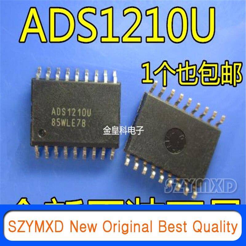 1 шт./лот новый оригинальный ADS1210U ADS1210 аналого-цифрового преобразователя SOP18 чип в наличии