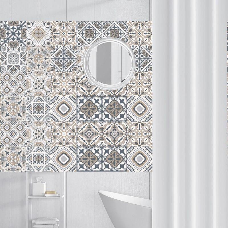 Powder Room Door window wall Sticker VINYL DECAL Self Adhesive Bathroom