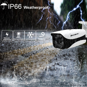 Image 5 - HD אבטחת מצלמה חיצוני עמיד למים 5.0MP AHD TVI CVI אנלוגי טלוויזיה במעגל סגור מעקב מצלמה Sony IMX335 Varifocal אינפרא אדום Bullet