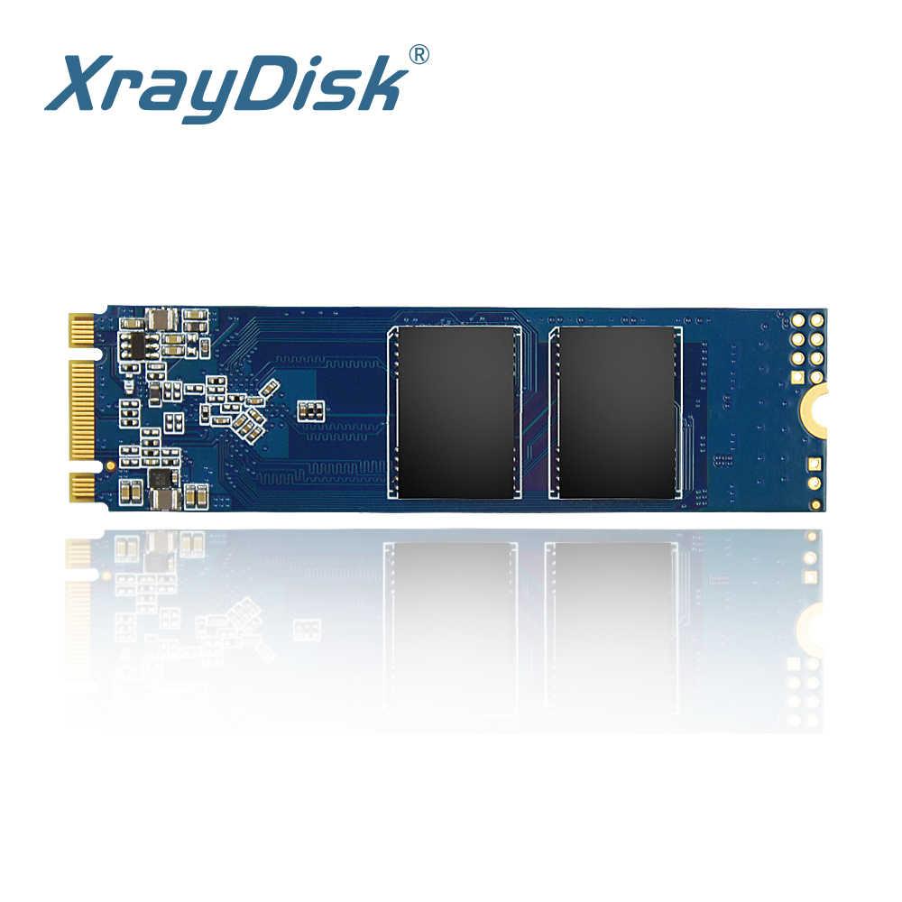 XrayDisk M.2 SATA SSD 128GB 240GB 256GB HDD M2 NGFF SSD M.2 2280 Mm HDD Disco Duro dành Cho Máy Tính Laptop