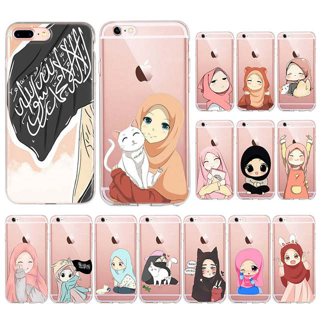Cartoon Silicone Cover Iphone Girl Online Shopping  Cartoon