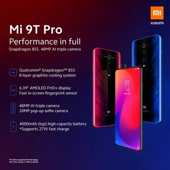 Global Version Xiaomi Mi 9T Pro 9 T (Redmi K20 Pro) Cellphones & Telecommunications