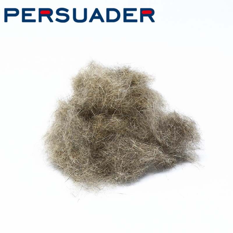 Persuader Hot 2grams fly tying natural hare's ear dub genuine hare's mask spiky hair nymph dubbing versatile fly tying materials