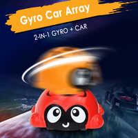 Inertial Gyroscope Children's Fingertip Gyro Car Mini Car Children Inertial Sliding Toy Car
