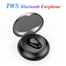 TWS Bluetooth earphone Wireless Headphones stereophone With microphone Sports headphones For iphone Samsung Huawei Xiaomi LG цена