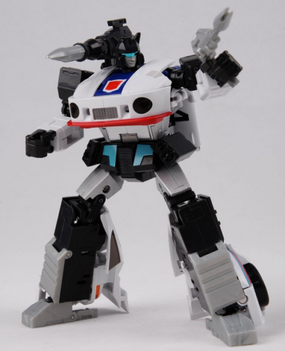 New Transformers Maketoys MT JAZZ Sir MTRM-09 G1  MP in stock MISB