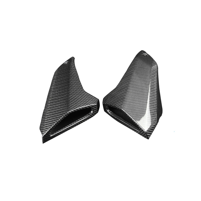 Real Carbon Fiber Upper Side Mid Panel Cowl For YAMAHA MT-09 2017 FZ-09 MT09 FZ09 2014 2015 2016
