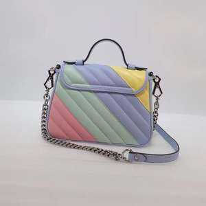Louis-Bag Women Handbag Top-Quality Marmont Designers Real-Leather GG Luxury Famous-Brand