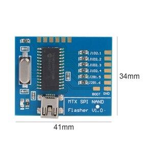 Image 5 - Programator MTX SPI Flashers łatwe przenoszenie lekki V1.0 szybki czytnik USB SPI gadżety do konsoli Xbox 360 Matrix NAND