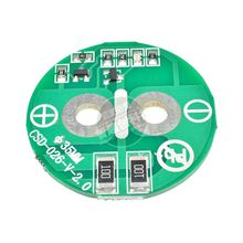 1PC 2.7V 500F Universal Super Capacitor Balancing Equalization Board Capacitor Pressure Protection Board 1pc 5 4v 250f super farah capacitor module 2 7v 500f ultralow resistance 274073
