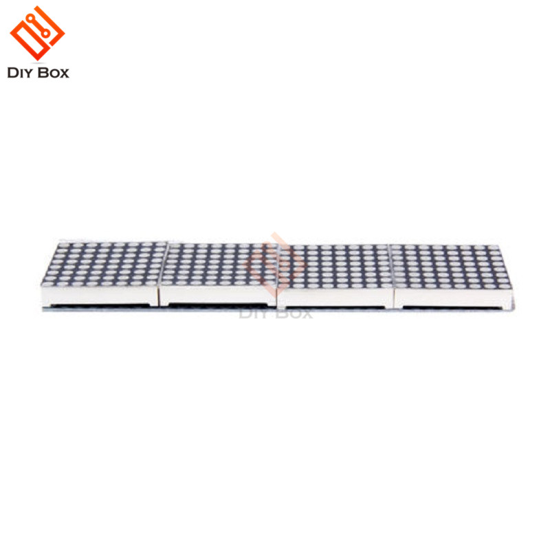 Lattice LED Module 8X32 Resolution Red Dot Matrix Screen HT1632C