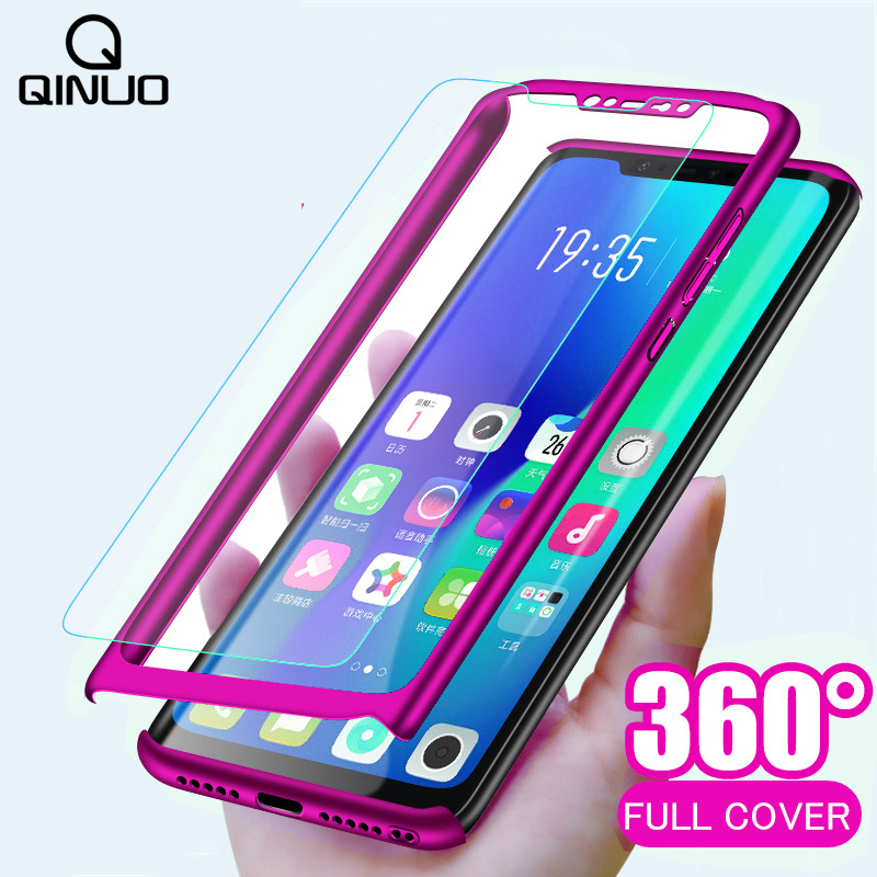 360 градусов полный чехол для телефона Xiaomi Mi 9 8 SE 5 6 5X 6X Mi CC9 E A1 A2 A3 Lite F1 Play Max 3 противоударный защитный чехол