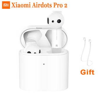 Original Xiaomi Airdots Pro 2 TWS Wireless Bluetooth 5.0 Earphone Mi Earbuds Pro2 Headset AI Smart Control Handsfree Dual MIC
