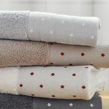 1 шт., 34*34 см полотенце для лица, полотенце для рук, Мягкое хлопковое, высокое качество, очень удобное, квадратное, одноцветное, в горошек, детс...