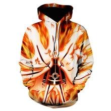 Naruto 3d impresso hoodies das mulheres/homens 2020 venda quente manga longa casual com capuz camisolas anime moda streetwear roupas personalizadas