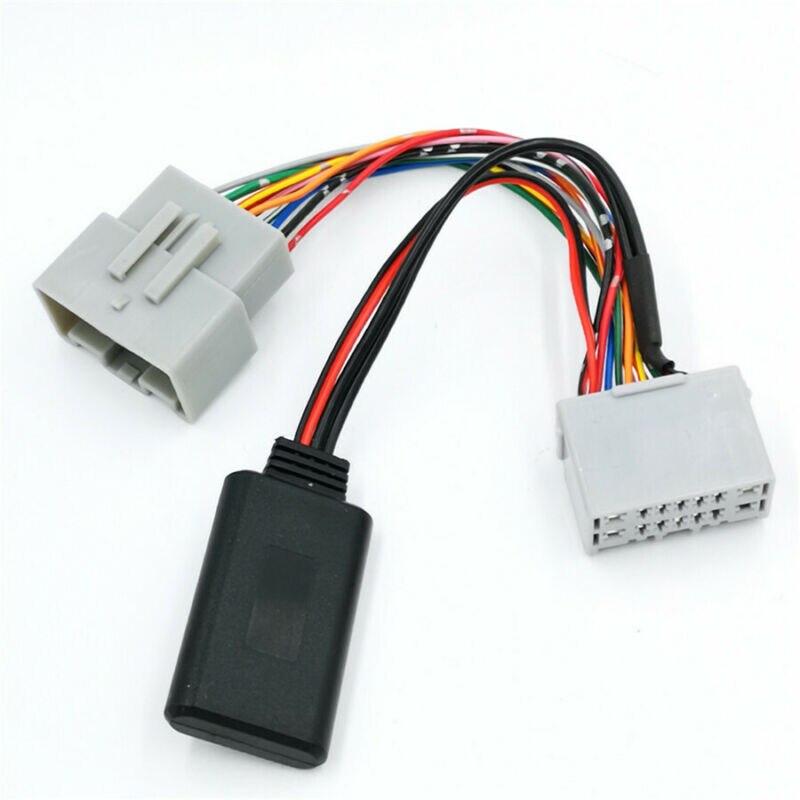 Авто AUX в Bluetooth адаптер приемник аудио кабель для Volvo C30 C70 S40 S60