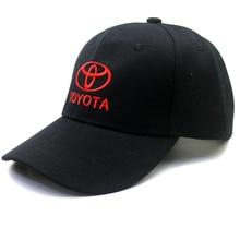 Wholesale car logo hat cotton high-grade fabric racing cap f