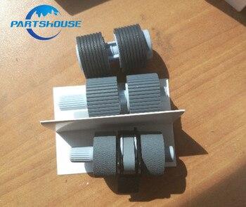 1Sets Original new Scanner Brake Roller pick u roller PA03338-K011 PA03576-K010 for Fujitsu Fi-6670 6770 6750 6770A 5650 5750C
