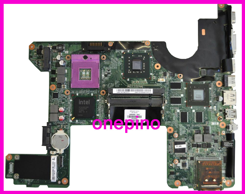 496460-001 Fit  For HP HDX16 Motherboard 496460-001 519220-001 DA0UT6MB8F0 Tested