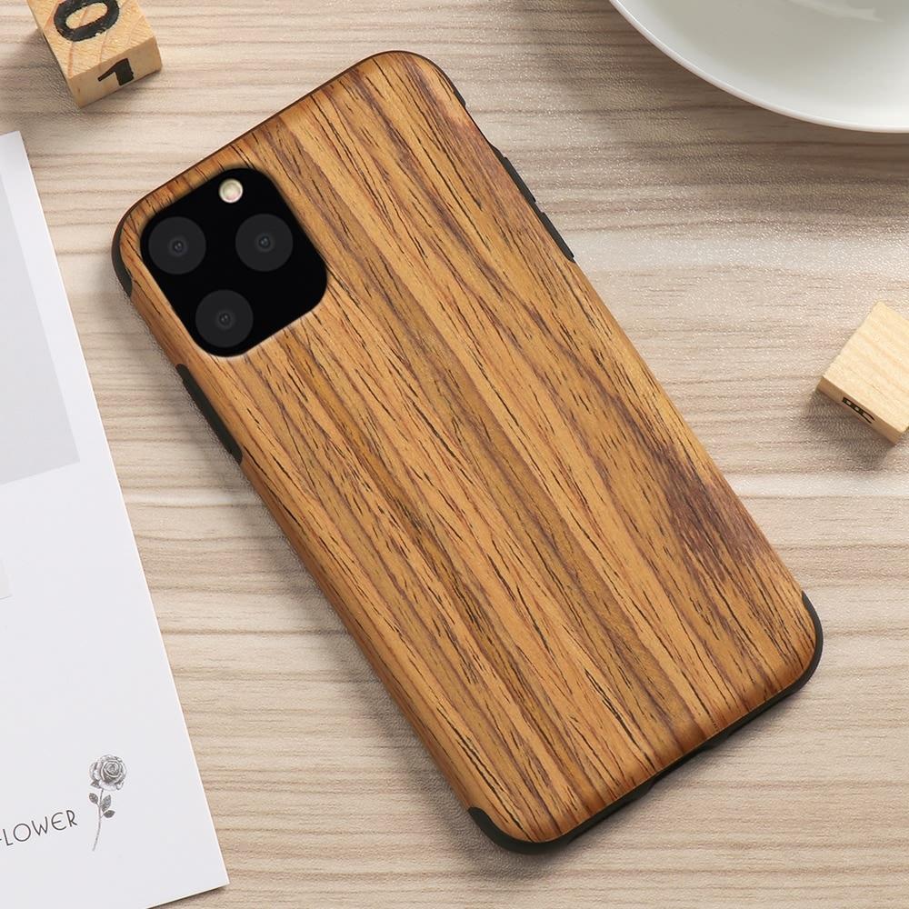 H0f031aa45d734efd82ac1e877fd05d8cC LAPOPNUT Case for Iphone 11 Pro Xs Max Xr X 7 8 Plus 6 6s 5 5s SE Apple Wood Grain Flexible TPU Silicone Hybrid Slim Cover Coque