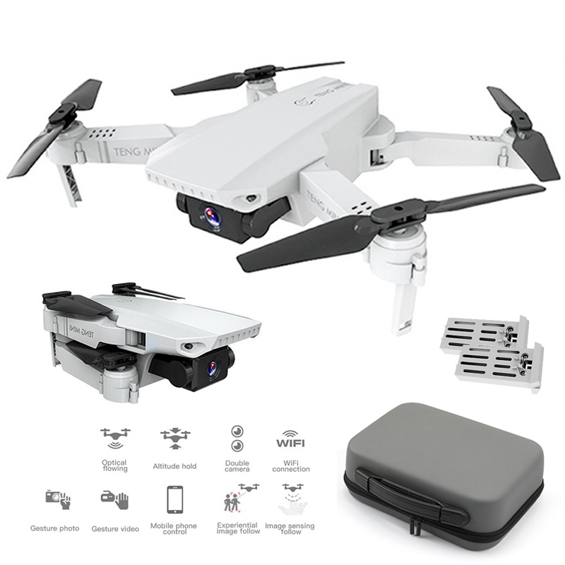 SEALANDAIR NEW WIFI FPV Mini Drone With Wide Angle HD 4K Camera RC Foldable Quadcopter Helicopter Hight Hold Mode 4K Drone Toys