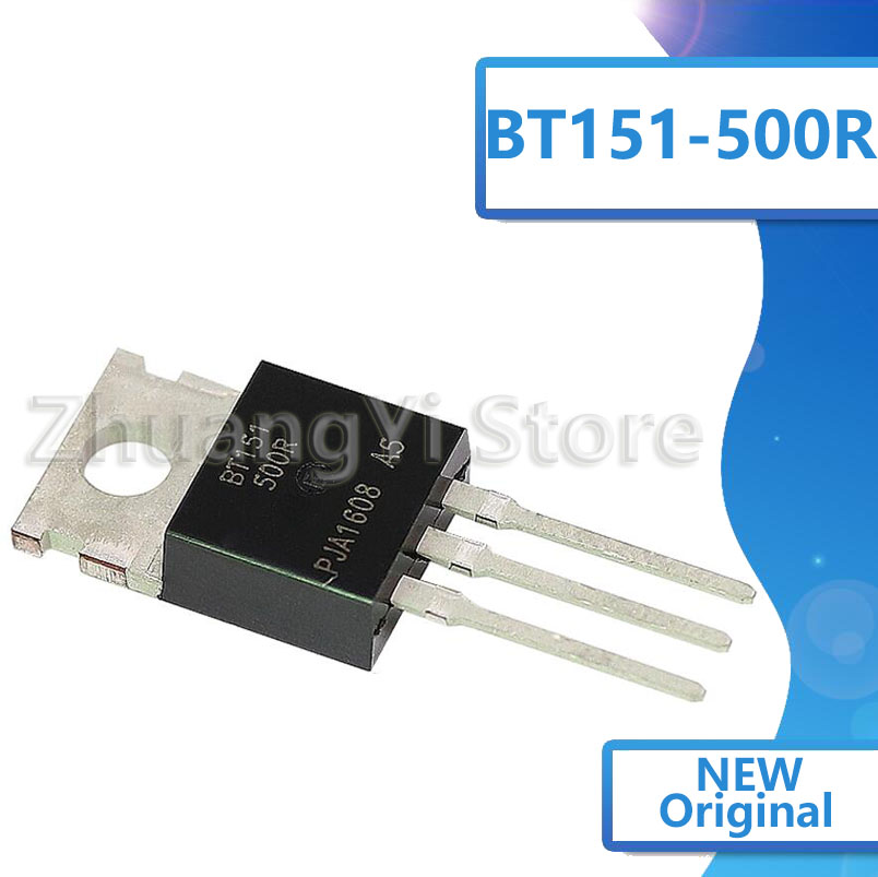50pcs BT151-500R BT151 Thyristors TO-220