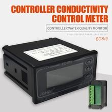 EC 510 EC контрольный Лер Измеритель проводимости тестер контроль качества воды контрольный детектор 0 20/200/200us/см