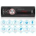 VODOOL 1 DIN автомобильный радиоприемник, mp3-плеер, Bluetooth, автомобильный стерео MP3-плеер в приборной панели, FM, Aux в TF-карту, U-диск, мультимедийный пл...