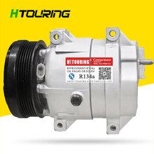цена на For CHEVROLET AC Air conditioning Compressor V5 For Car CHEVROLET LACETTI diesel 715501 810602023 6PK