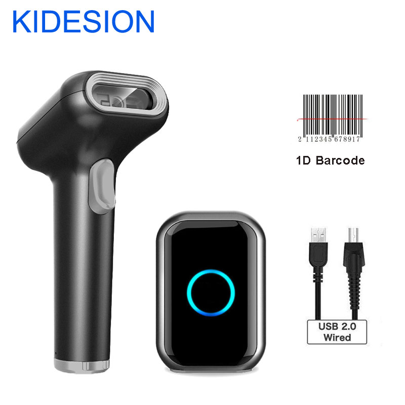 High Speed 2D&1D BARCODE SCANNER QR code scanner  with stand