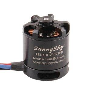 HIgh Quality SunnySky X2216 2216 880KV 1100KV 1250KV 1400KV 2400KV Outrunner Brushless Motor For RC Models 3D airplane(China)