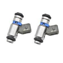 2 יח\חבילה דלק injector עבור דוידסון 883 1200 מזרק Sportster אישית XL IWP181 IWP 181