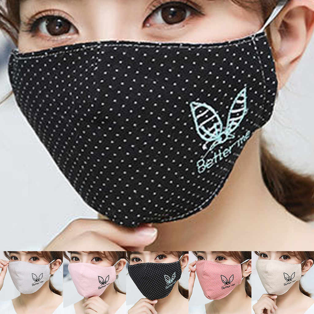 Pm2.5 Filter Cotton Protection Anti Fog Anti Haze Dust Mask Prevent Dust And Keep Warm Activated Carbon Filter#T3