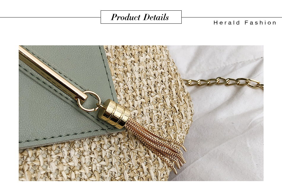 H0f0664e71e7e46b48c1e22c8c652fb81x - Mulit Style Straw leather Handbag Women Summer Rattan Bag Handmade Woven Beach Circle Bohemia Shoulder Bag New Fashion
