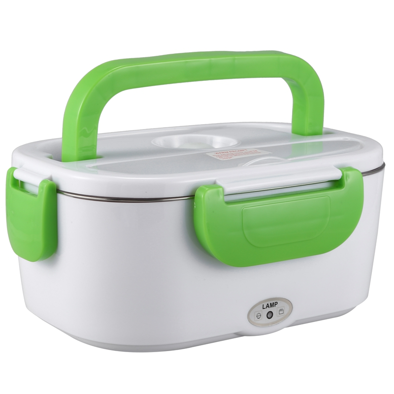 Electric Lunch Box Insulation Self Heating Function Food Heater Home Office Carrying|Lunch Boxes|Home & Garden - title=