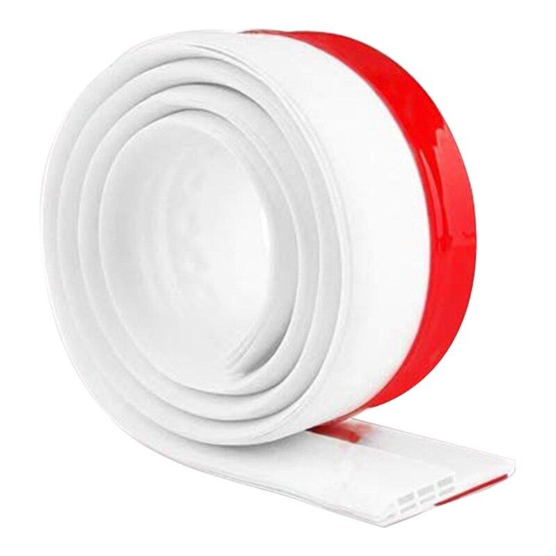 Door Draft Stopper  Under Door Draft Blocker Strong Self Adhesive Door Seal Strip  Silicone Weather Stripping Dustproof And Soun Sealing Strips     - title=