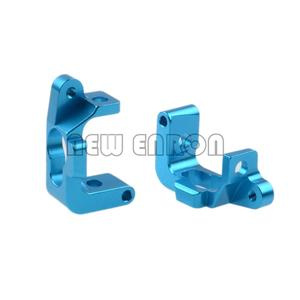 Image 4 - NEW ENRON 6P Metal 101208 101209 Steering Front&Rear Hub Carrier Knuckle Set For Rc 1/10 HPI WR8 3.0 Flux KEN BLOCK Bullet ST MT