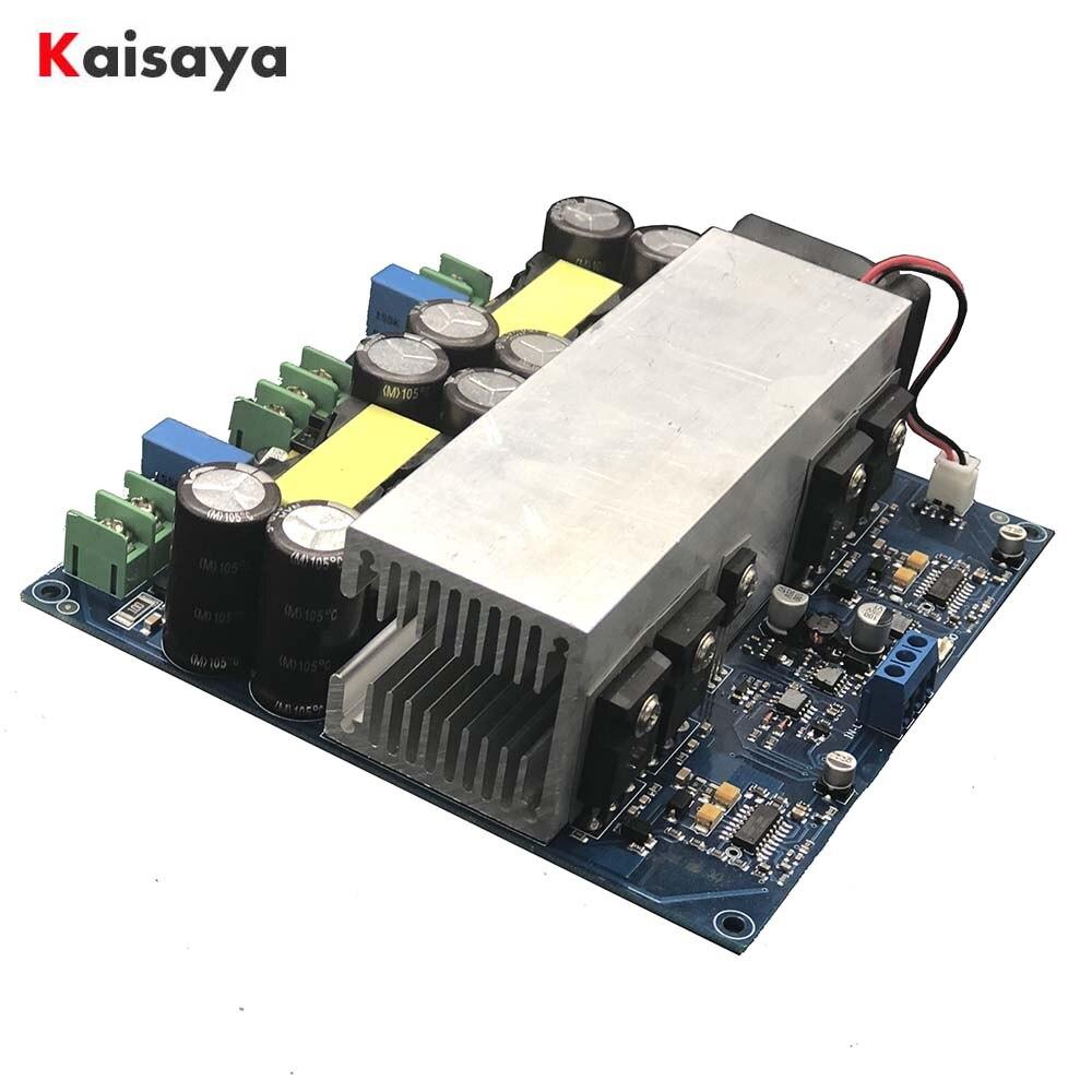 HIFI high power IRFP4227 IRS2092S digital power verstärker mono 2000W professionelle klasse D power verstärker bord T0669