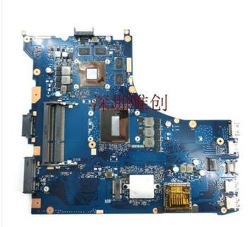 GL552VW For ASUS GL552VW ZX50V laptop motherboard GL552VW mainboard I7-6700HQ GTX960M/GTX950M Test original motherboard