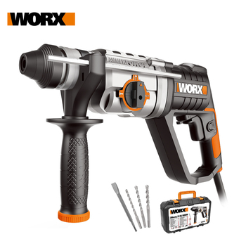 WORX WX339 - 26mm/2.5J/800W Rotary Hammer at Omikos