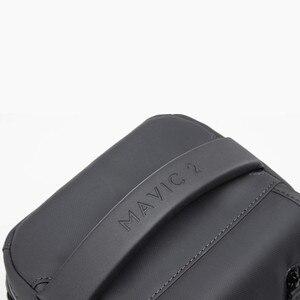 Image 4 - DJI Mavic 2 Bag 100% Brand Original WaterproofFor Mavic 2 pro/zoom Shoulder Bag Case Battery Accessories Drone Bags