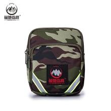 Men's belt bag Tactical Pouch Belt Waist Pack Bag Small Pocket Military Waist bag Running Pouch Travel Camping Bags Soft backbag