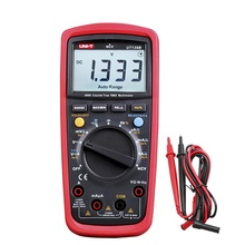 UNI-T UT139B True RMS Digital Multimeter / AC Variable Frequency VFD Measurement / Frequency Test / NCV / Auto Power Off
